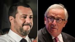Salvini insiste su Juncker: