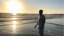 Los posados de Albert Rivera en Instagram en la costa andaluza antes de ir a