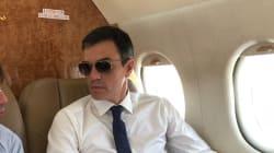 La surrealista pregunta de Floriano al Gobierno: ¿Están graduadas las gafas de Pedro