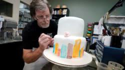 La Cour suprême donne raison au pâtissier qui avait refusé un gâteau à un couple