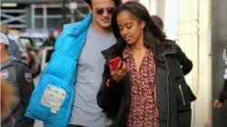 Malia Obama et son petit-ami en virée romantique à New