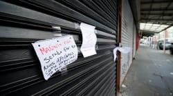 La protesta 'Un Día sin Inmigrantes' deja a varios sin