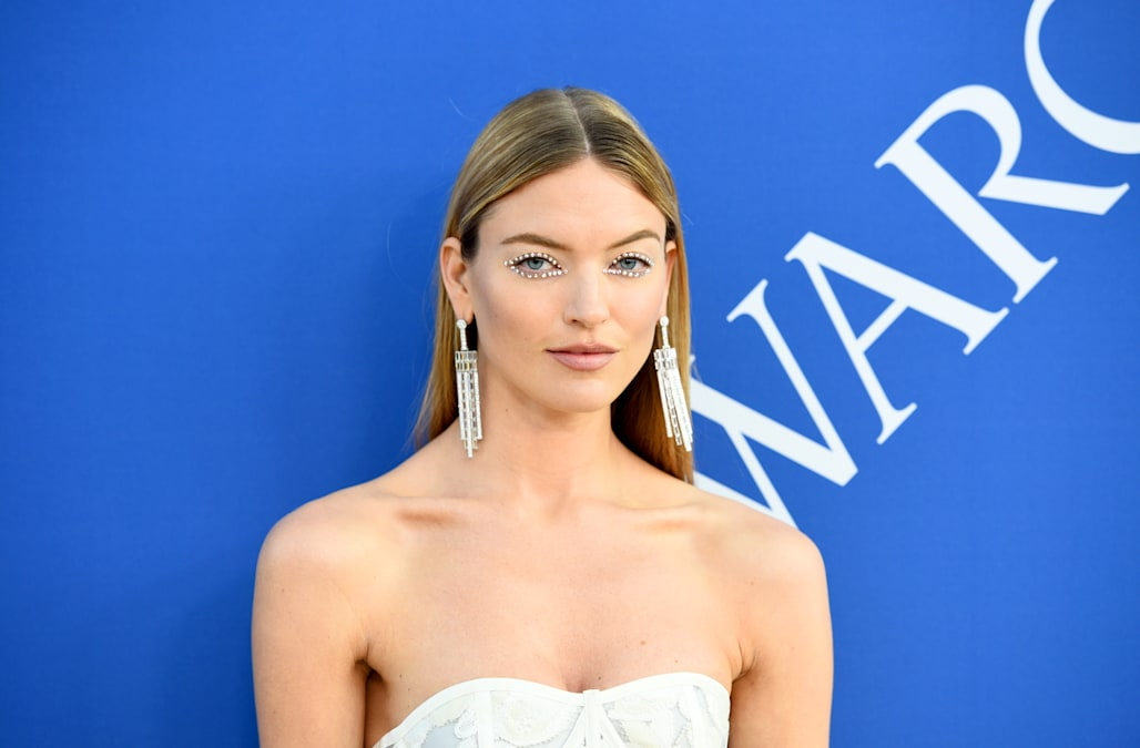 Martha Hunt gushes about friendship with Lily Aldridge: 'I