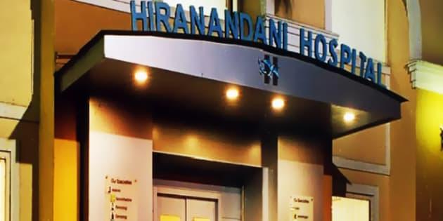 Hiranandani Hospital, Mumbai.