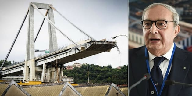 Fincantieri pronta a ricostruire il ponte Morandi di Genova