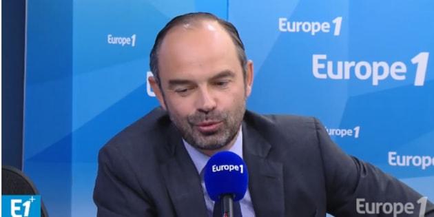 """Bordel"": Edouard Philippe ironise en invoquant sa fille de 7 ans"