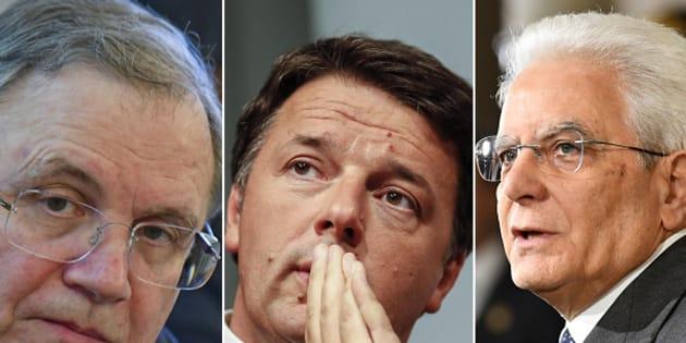 La clava di Renzi