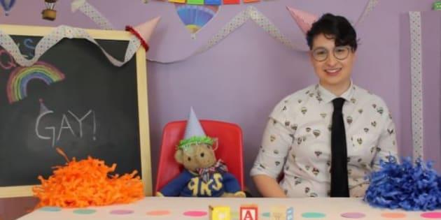 """Journée contre l'homophobie : Cette vidéo explique à la perfection ce que signifie """"être homosexuel"""" aux enfants"""