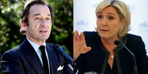 """L'ambassadeur de France au Japon """"refusera de servir"""" Marine Le Pen si elle est élue"""