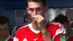 Pourquoi les Russes ont sniffé de l'ammoniaque lors de leur match face à la