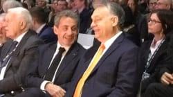 À Budapest, Sarkozy prend la défense de son