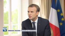 Macron déplore le choix fait par