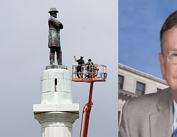 Rep.: Lynch people who destroy Confederate monuments