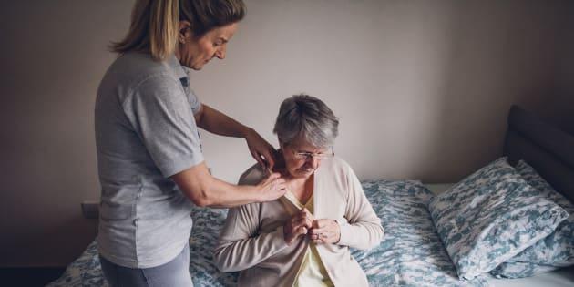 Soutenir ceux qui accompagnent les personnes âgées, un nouveau rôle pour les mutuelles