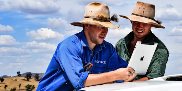 AgTech is revolutionising the way Aussie farmers run their business.