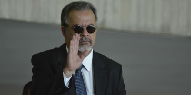 """Ministro da Segurança, Raul Jungmann criticoua falta de capacidade da classe média deentender """"os limites entre o que é lícito e é ilícito e passa a consumir as drogas""""."""