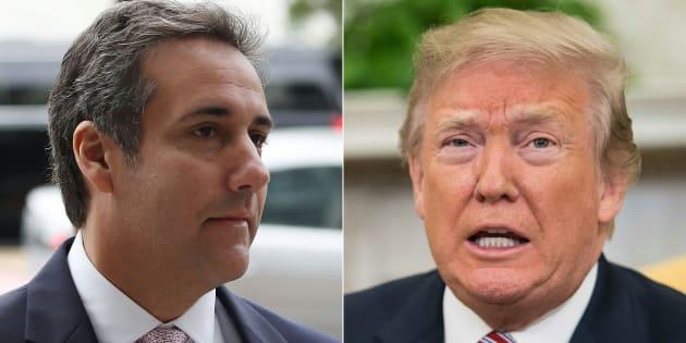 Michael Cohen, l'ex-avocat du président Donald Trump, a été condamné ce 12 décembre à 3 ans de prison.