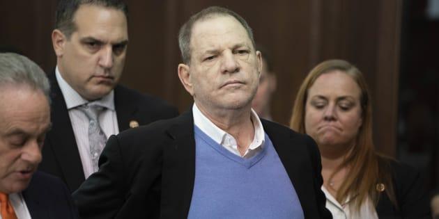 Harvey Weinstein: un grand jury confirme l'inculpation pour viol et agression sexuelle.