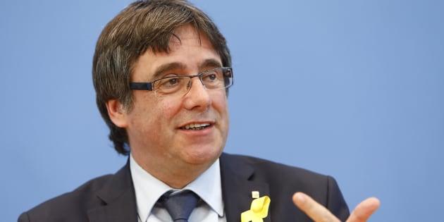Carles Puigdemont candidat aux européennes sur la liste des nationalistes flamands?