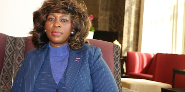 Makhosi Khoza: I'm taking the values of 'real ANC' with me