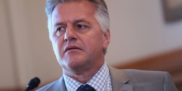 Laurent Lessard, ministre québécois de l'Agriculture
