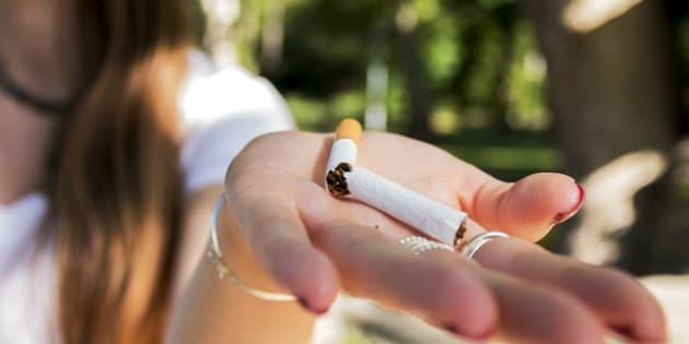 J'ai tout essayé pour arrêter de fumer, ce mois sans tabac est le bon.