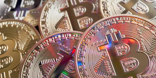 ビットコインのイメージ写真
