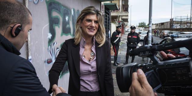 Con Federica Angeli e la lotta alla mafia