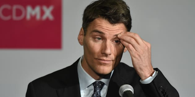 Vancouver Mayor Gregor Robertson at the C40 mayors' summit in Mexico City, Dec. 2016. Robertson is warning homeowners if they fail to declare their property status by Feb. 2, they will face the city's empty homes tax plus a $250 fine.