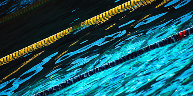 corsie di una piscina olimpionica