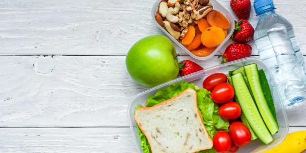 Lo que los nutriólogos le ponen de lunch a sus hijos