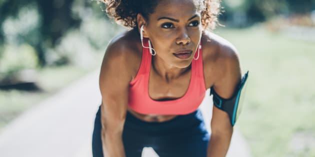 Correr te puede hacer lucir más viejo.