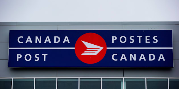 Canada Post's Pacific Processing Centre in Richmond, B.C., on June 1, 2017.
