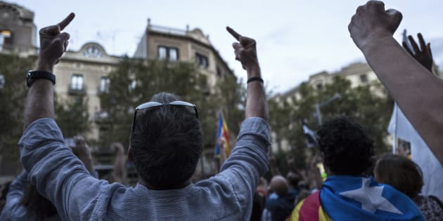Ces initiatives de désobéissance qui s'organisent en Catalogne