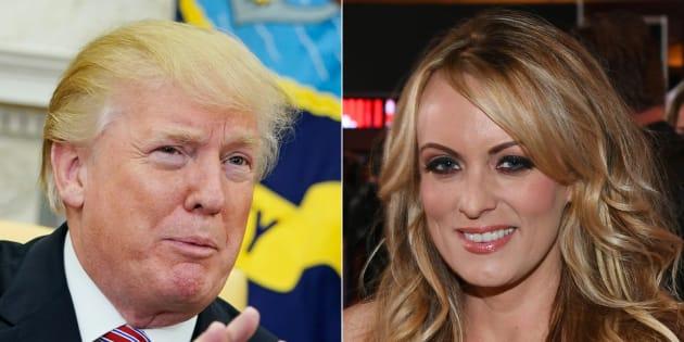 Donald Trump / Stormy Daniels.