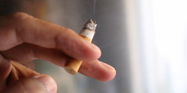 En France, les plus pauvres fument de plus en plus
