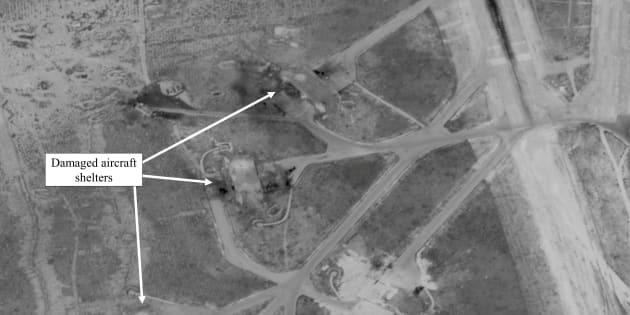 Le raid militaire ordonné par Donald Trump est celui qu'aurait dû avoir le courage d'ordonner Barack Obama. Department of Defense/Handout via REUTERS