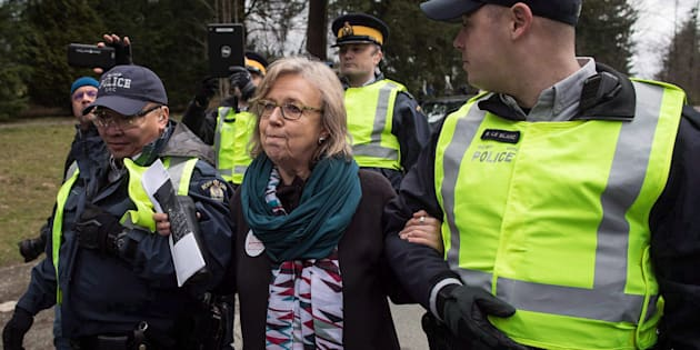 Vancouver protesters rally, vow to continue pipeline fight