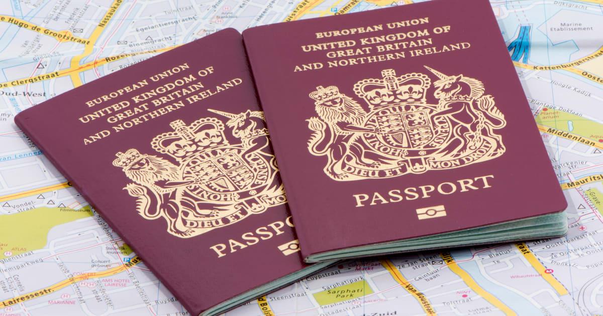 Le passeport britannique post-Brexit sera fabriqué par Gemalto, une entreprise française