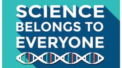 Marcha por la ciencia, el camino del