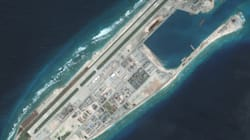 South China Sea: Stunning Aerial Photos Show Extent Of China's