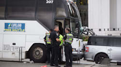 1 Dead, 2 Seriously Injured After Tour Bus Crashes In