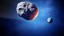 Un petit astéroïde va passer tout près de la