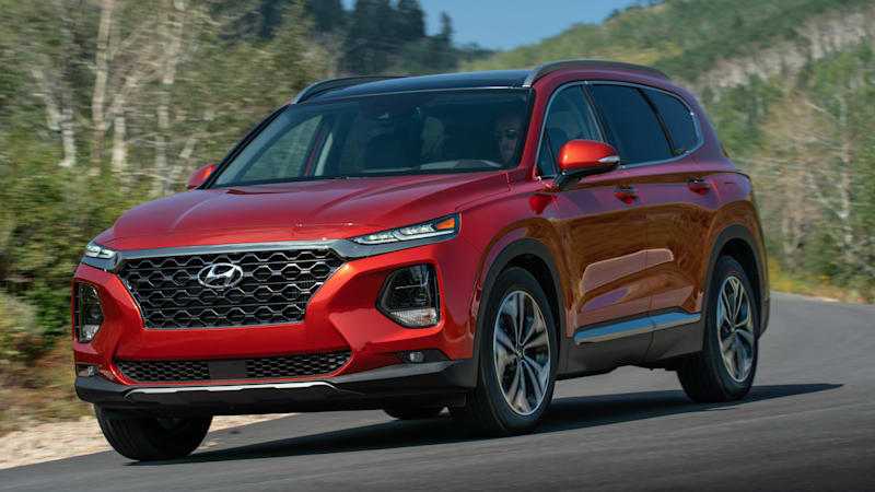 2019 Hyundai Santa Fe Review and Buying Guide