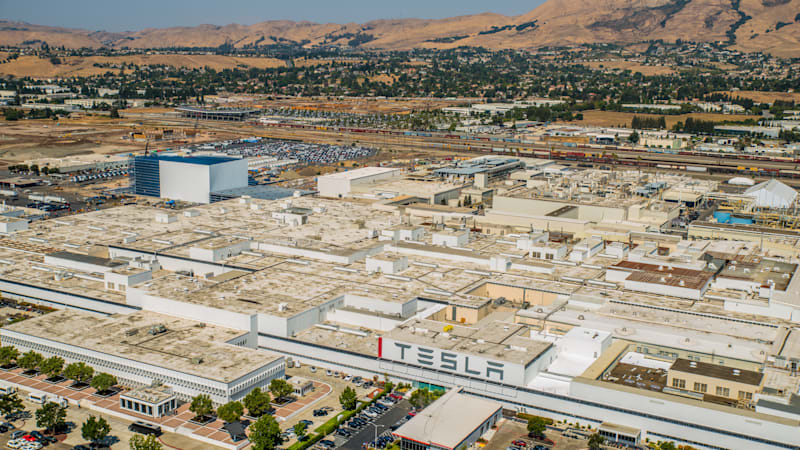 Tesla's head of production at Fremont assembly plant quits