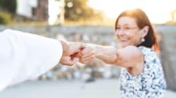 Les femmes vivent en moyenne deux ans et demi de plus que les hommes en