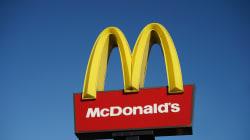 McDonald's consola i tifosi dell'inghilterra (sconfitta ai mondiali) con una dolce