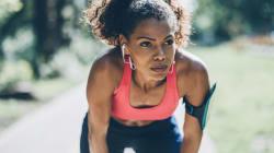 Por qué la gente que corre con frecuencia puede parecer más
