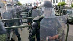Amnistía Internacional demanda 'acción urgente mundial' contra la Guardia