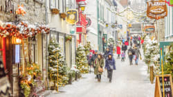 Quebec City Was Ranked One Of The Best Christmas Destinations In The